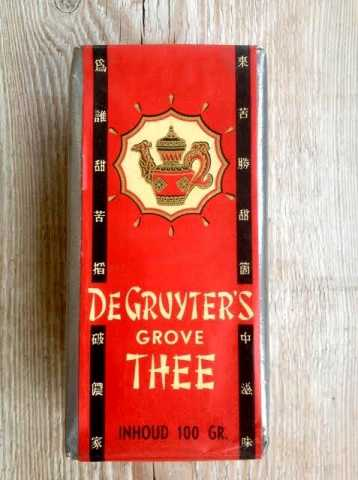 Gruyter's grove thee